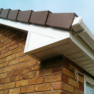 Soffits and bargeboards Reading